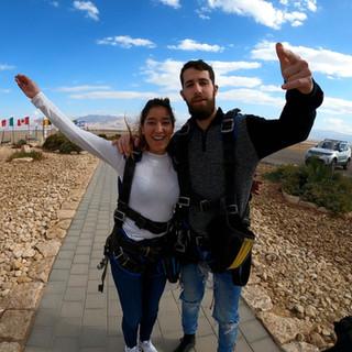 SKydive Israel