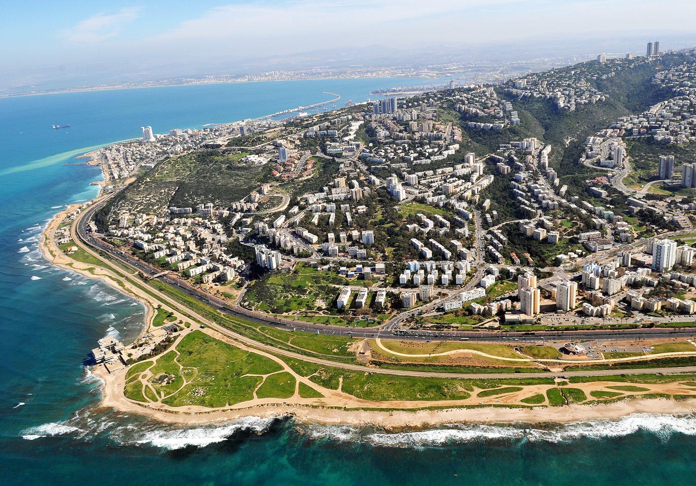 מפרץ חיפה והגליל המערבי