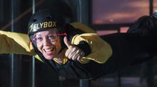 סימולטור צניחה חופשית | Flybox