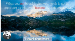 What you get by achieving your goals(2)