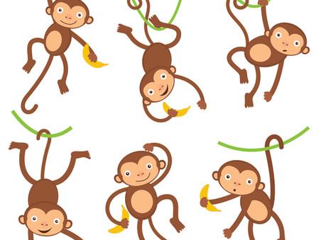 Monkeys, what monkeys?