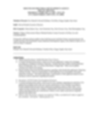 IDA February SPECIAL MTG Minutes 2.13.20