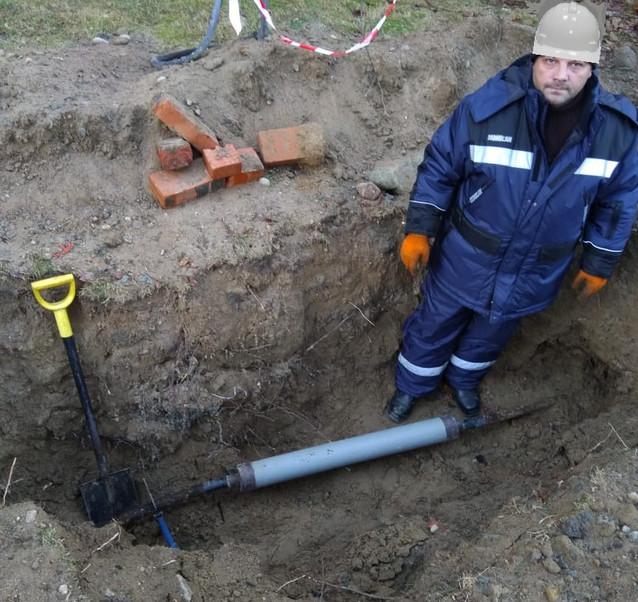 В Глебычево электроснабжение восстановлено