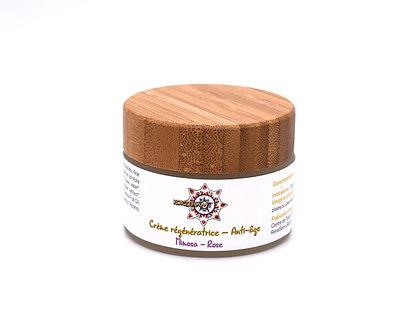Crème régénératrice - Mimosa & Rose - 50ml
