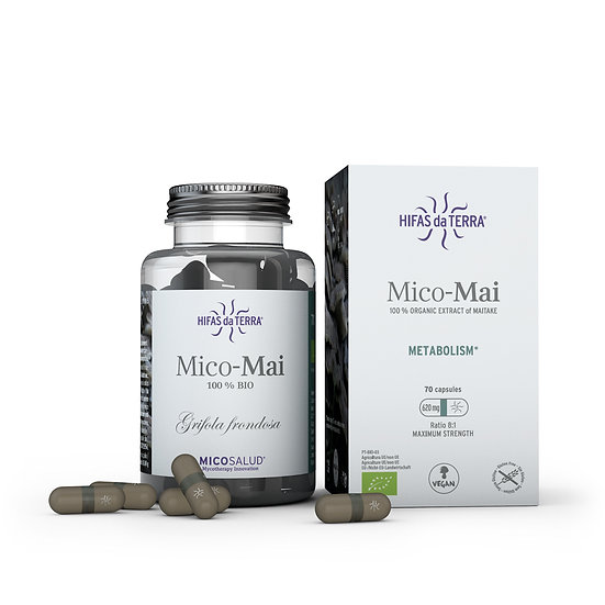 Mico-Mai – Extrait pur biologique de Maitake (Grifola frondosa) - 70