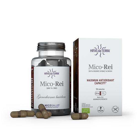 Mico-Rei – Extrait pur biologique de Reishi - 70