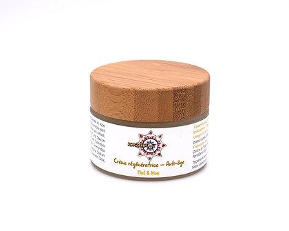 Crème régénératrice Mixte - Miel & Noix - 50ml