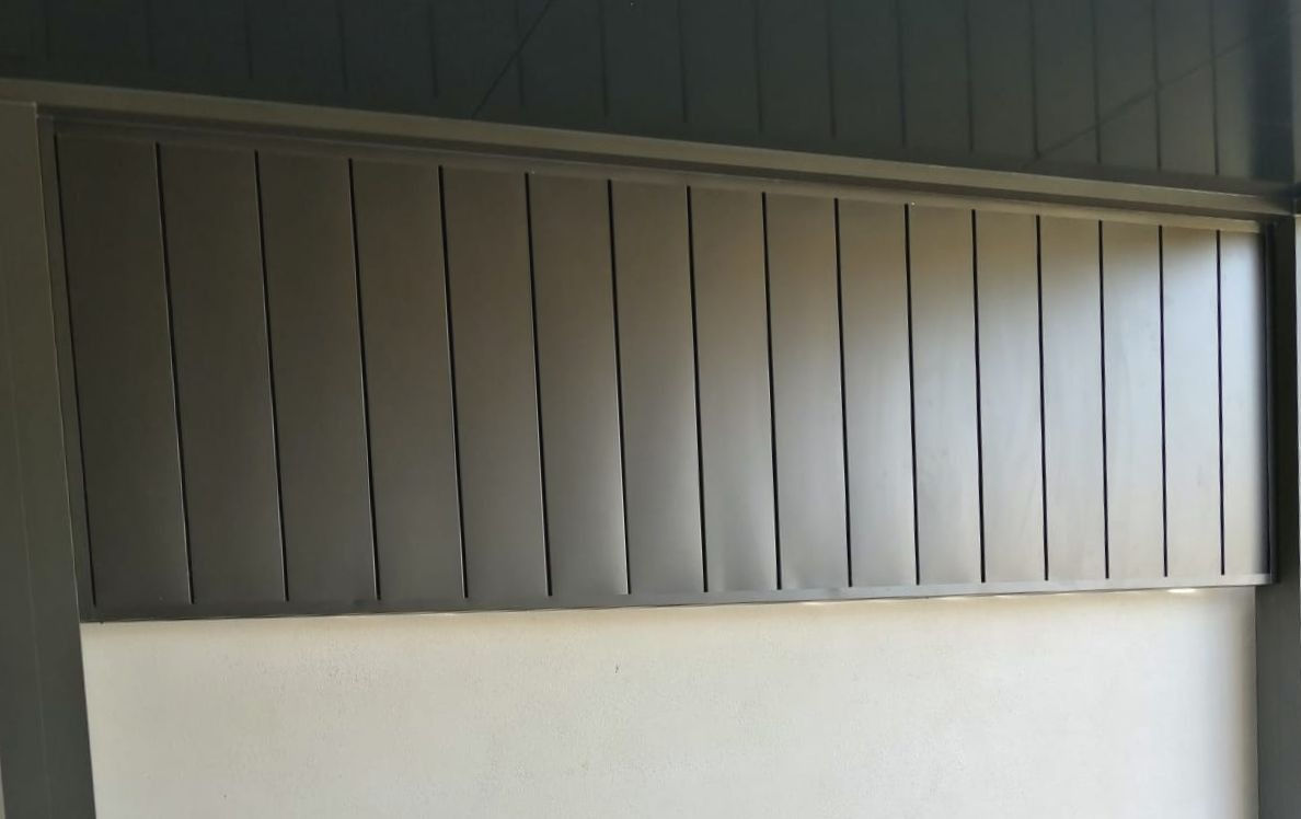 Bardage en aluminium Straudo sur Pérols