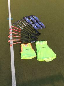 Neue Ausrüstung für unsere Anfängerkinder