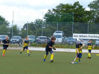 Dritter Spieltag der D-Knaben in Esslingen