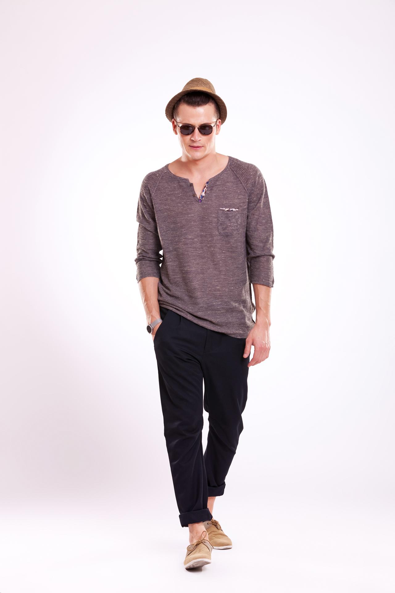 Cool Fashion Model