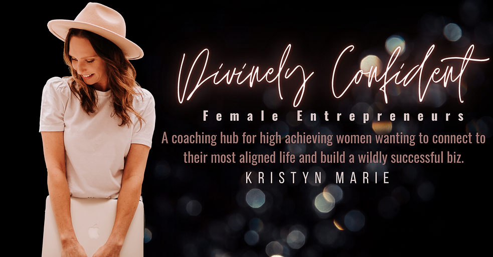 Divinely Confident Female Entrepreneurs