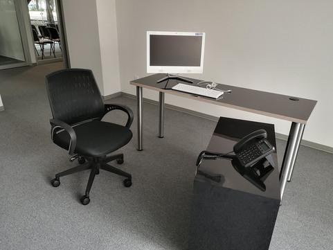 Silla para escritorio ejecutiva | Diseño de interiores | Muebles sobre diseño | Remodelación de oficina Rio Sena.