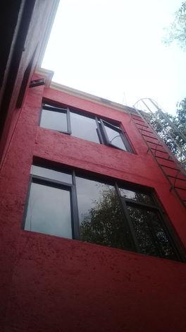 Pintura en fachada posterior | Mantenimiento | Diseño de interiores | Tlalpan.
