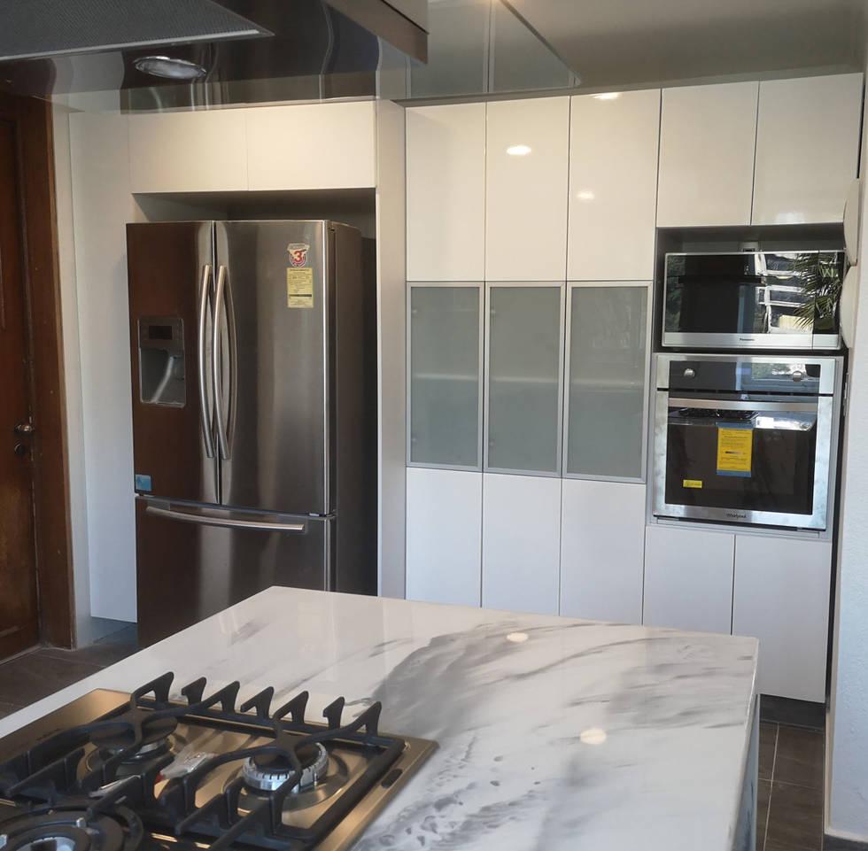 Muebles columna | Diseño de cocina | Diseño de interiores | Muebles sobre diseño | Condado de Sayavedra.