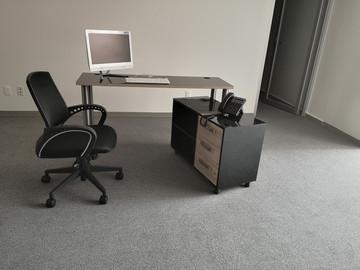 Archivero para escritorio | Diseño de interiores | Muebles sobre diseño | Remodelación de oficina Rio Sena