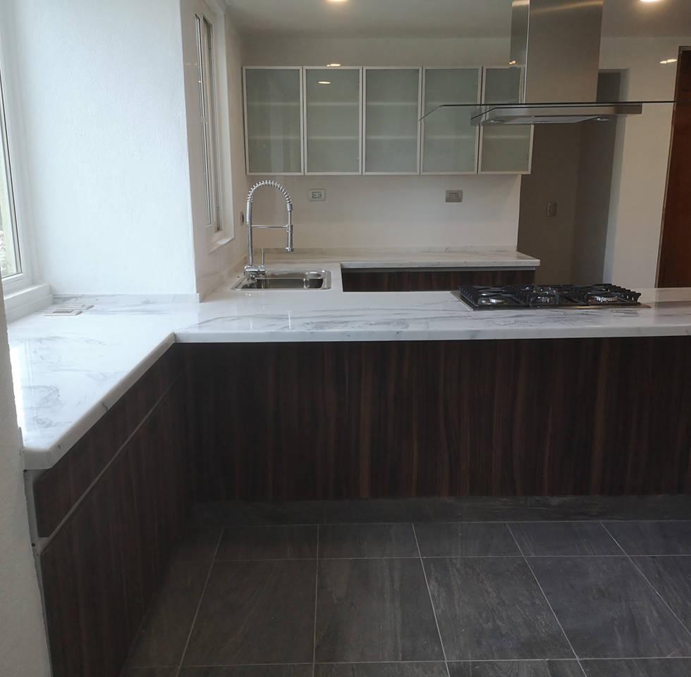 Isla o barra desayunador | Diseño de cocina | Diseño de interiores | Muebles sobre diseño | Condado de Sayavedra.