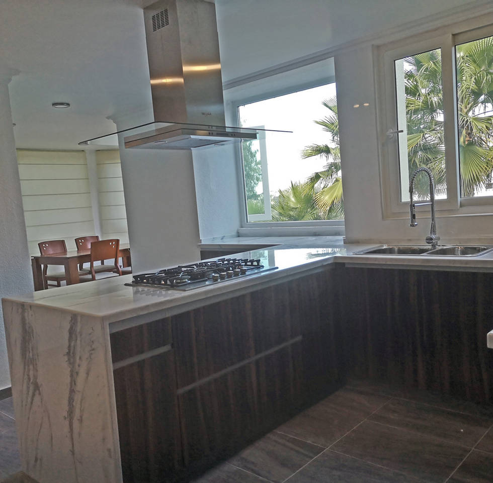 Campanas para Isla | Diseño de cocina | Diseño de interiores | Muebles sobre diseño | Condado de Sayavedra.