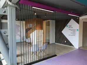 Recepción   Diseño de interiores   muebles sobre diseño   Remodelación de local comercial   Arboledas