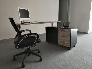 Escritorio para oficina | Diseño de interiores | Muebles sobre diseño | Remodelación de oficina Rio Sena