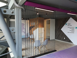 Divisor de ambientes | diseño de interiores