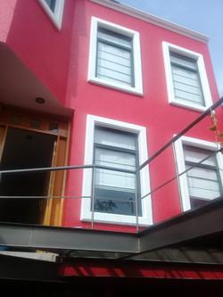Pintura en fachada | mantenimiento | diseño de interiores | tlalpan