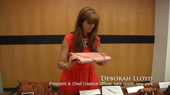 Deborah Lloyd on our Dominatrix bag