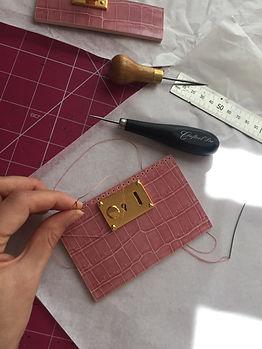 Handsewn Handbags