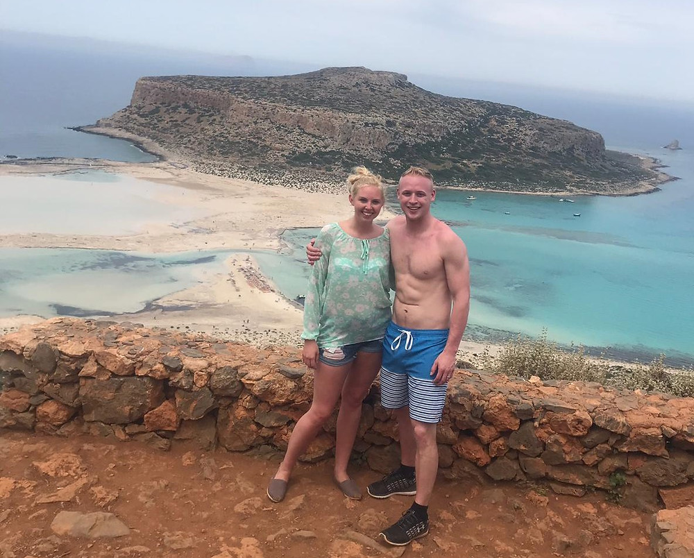 surprise honeymoon in greece