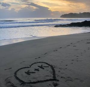 surprise honeymoon in costa rica
