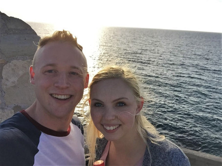 Honeymoon in Greece, a romantic and exciting adventure