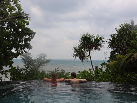 Surprise honeymoon in Indonesia and Singapore, from buzz to relaxation