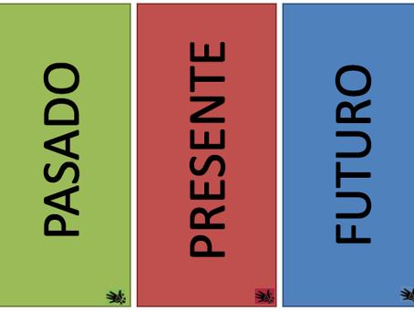 EJERCICIO PRESENTE-PASADO-FUTURO. EXERCICI PRESENT-PASSAT-FUTUR