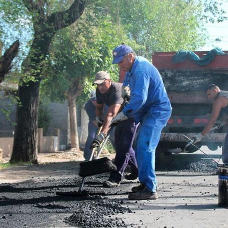 El asfalto es la respuesta. Pero cuál era la pregunta?