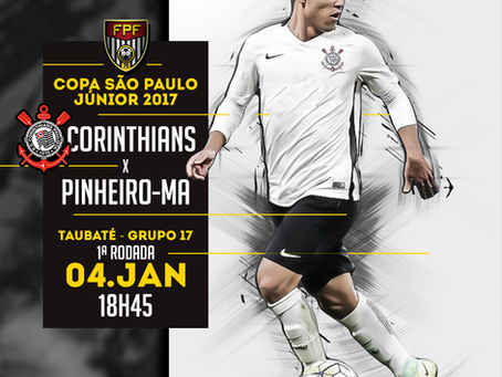 Fabricio Oya | Copa São Paulo 2017