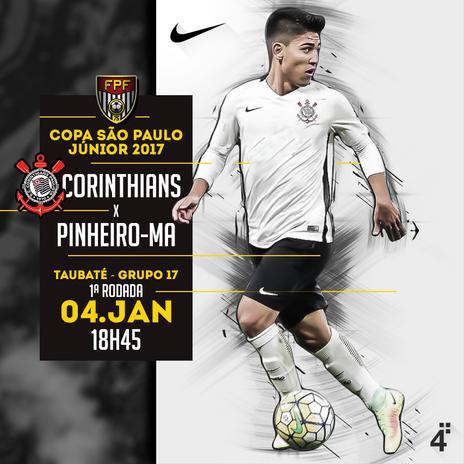 Fabricio Oya   Copa São Paulo 2017