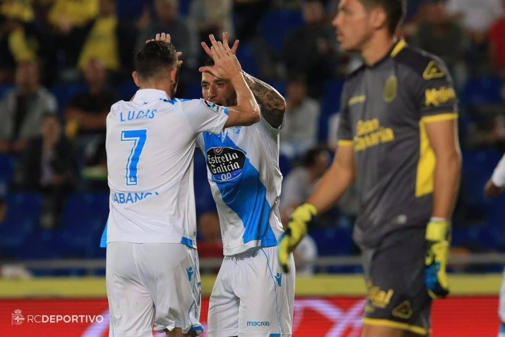 LaLiga | Las Palmas 1 x 3 Deportivo