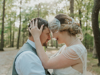 Gorgeous Wedding at Montgomery Bell State Park | Risen Vintage Photography