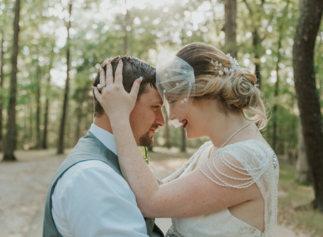 Gorgeous Wedding at Montgomery Bell State Park   Risen Vintage Photography