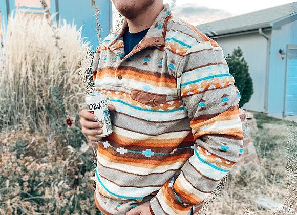 The Kyle Pullover Orange