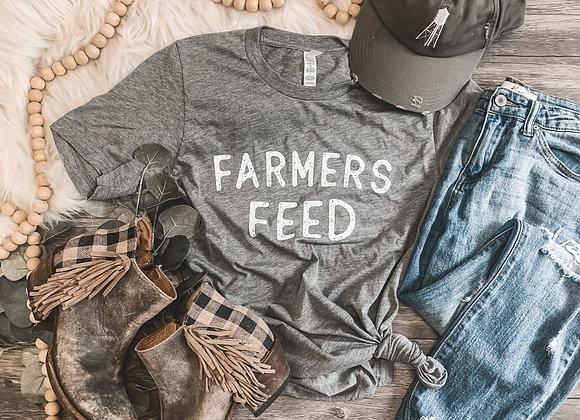 Farmers Feed Tee