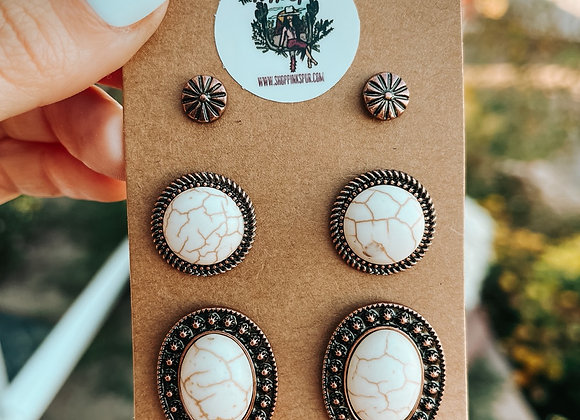 Rita Earring Set