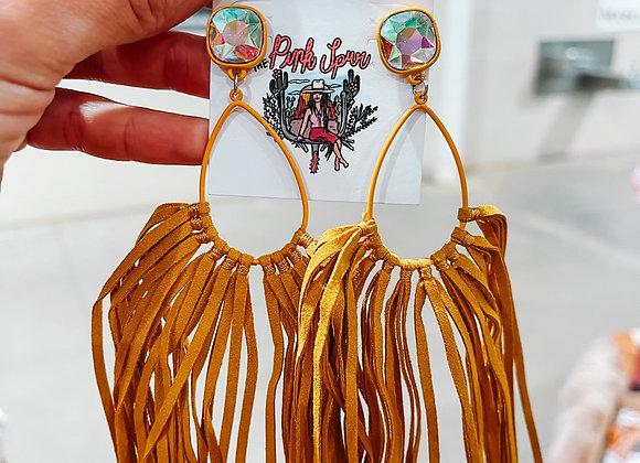 The Reyata Earrings