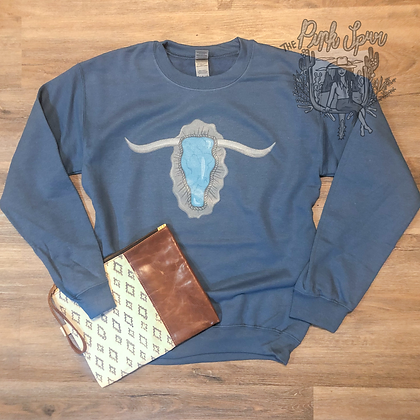 Turquoise Cattle Company Sweatshirt