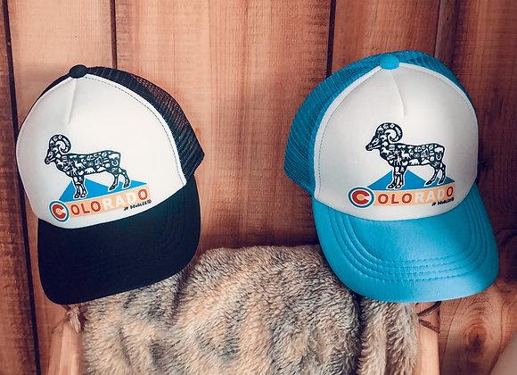 Kids Colorado Caps