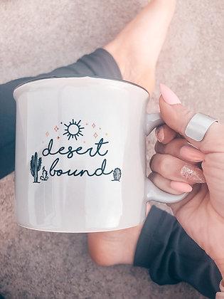 Desert Bound Campfire Mug