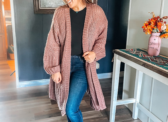 The Laurence Cardigan