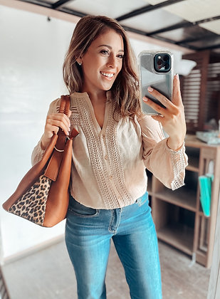 The Charlee Blouse