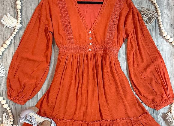 The Leyla Dress