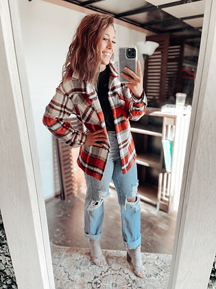 The Helena Flannel
